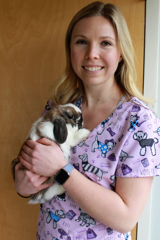 Parker - North Reading Veterinary Clinic