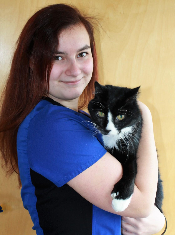 Tori - North Reading Veterinary Clinic
